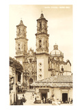 Cathedral in Taxco