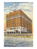 Mayflower Hotel  Atlantic City  New Jersey