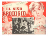 Mexican Movie Poster for the Prodigal Son