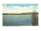 Mt Washington  Lake Winnipesaukee  New Hampshire