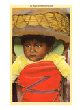Apache Baby in Papoose