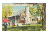 Old Matt's Cabin  Branson  Missouri