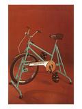 Stationary Bike  Retro