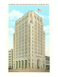 Trust and Savings Building  Kalamazoo  Michigan
