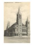 Peddie Memorial Church  Newark  New Jersey