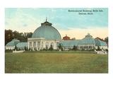 Greenhouse  Belle Isle  Detroit  Michigan