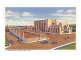 Union Station  Omaha  Nebraska
