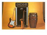 Band Instruments  Retro