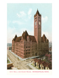 City Hall and Courthouse  Minneapolis  Minnesota