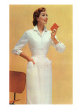 Nurse Fashions  Retro