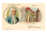 George Friederich Handel and Birthplace