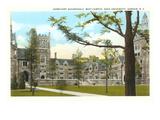 Duke University  Durham  North Carolina