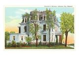 Governor's Mansion  Jefferson City  Missouri