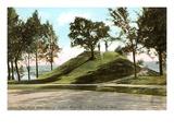 Indian Mounds  St Paul  Minnesota