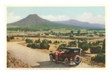 Starvation Peak  Road to Santa Fe  New Mexico