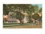 Central High School  Lansing  Michigan
