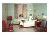 Hospital Room of the Fifties