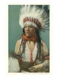 Buffalo Calf  Jicarilla Apache