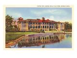 Casino  Belle Isle  Detroit  Michigan