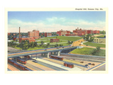 Hospital Hill  Kansas City  Missouri