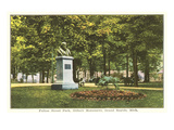 Gilbert Monument  Grand Rapids  Michigan