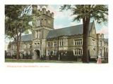 Library  Princeton University  New Jersey