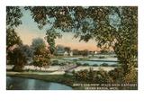 Bass Hatchery  Grand Rapids  Michigan