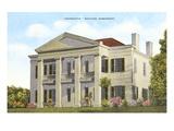 Monmouth Mansion  Natchez  Mississippi