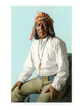White Mountain Apache Government Scout