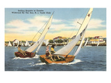 Sailing Regatta  Wildwood-by-the-Sea  New Jersey