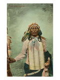 Iron Tail  Sioux Chief