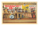 Marimba Band in Tijuana
