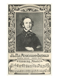 Felix Mendelssohn and Wedding March