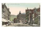 Front Street  Missoula  Montana