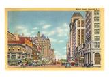 Broad Street  Newark  New Jersey