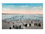 Lake Calhoun Public Baths  Minneapolis  Minnesota