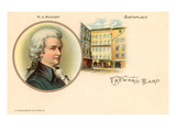Mozart and Birthplace