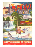 Poster for Veracruz  Mexico