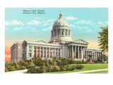 State Capitol  Jefferson City  Missouri