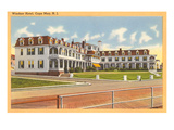 Windsor Hotel  Cape May  New Jersey