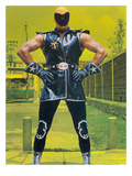 Extragalactic Mexican Wrestler