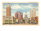 Skyline  Lansing  Michigan