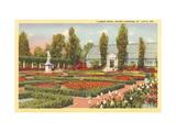 Shaw's Gardens  St Louis  Missouri