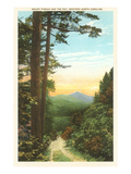 Mt Pisgah  Western North Carolina