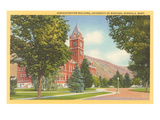 University  Missoula  Montana