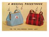 Musical Purses  Retro