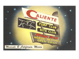 Caliente Night Club  Mexicali  Mexico