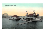 Boat Club  Duluth  Minnesota