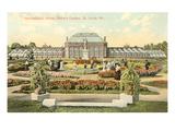 Shaw's Garden  St Louis  Missouri