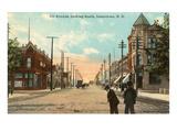 Fifth Avenue  Jamestown  North Dakota